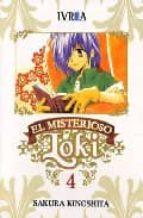el misterioso loki n.4 sakura kinoshita 9789875627093