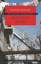 DOS VECES JUNIO (EBOOK)