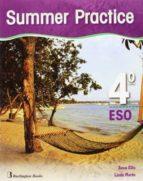 summer practice 4º eso (student book + cd) anna ellis linda marks 9789963463893