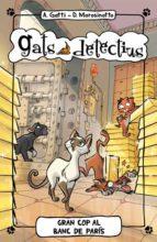 Gran cop al Banc de París (Gats detectius)