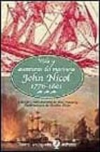 Vida y aventuras del marinero John Nicol (Tierra Incógnita)