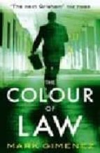 The Colour Of Law (English Edition)