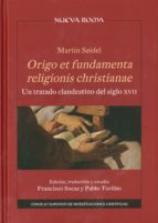 Origo et fundamenta religionis christianae (Nueva Roma)