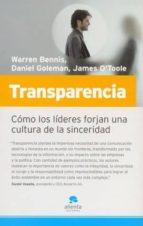 Transparencia: Cómo los líderes forjan una cultura