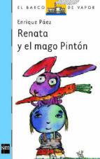 Renata y el mago pintón