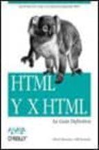 HTML Y XHTMAL: LA GUIA DEFINITIVA