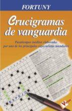 CRUCIGRAMAS DE VANGUARDIA