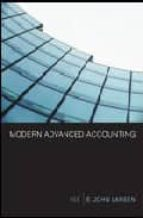 Modern Advanced Accounting with OLC with Premium Content Card