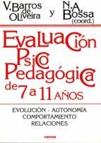 EVALUACIÓN PSICOPEDAGÓGICA DE 7 A 11 AÑOS (EBOOK)