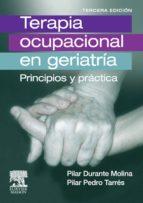 TERAPIA OCUPACIONAL EN GERIATRÍA (EBOOK)