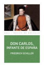 Don Carlos, Infante De España. Un Poema Dramático (Básica de Bolsillo)