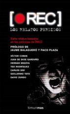 REC. LOS RELATOS PERDIDOS (EBOOK)