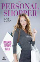 TU PERSONAL SHOPPER (EBOOK)