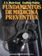 FUNDAMENTOS DE MEDICINA PREVENTIVA