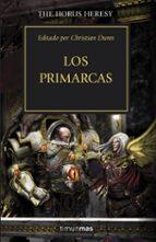 Los Primarcas (Warhammer 40.000)