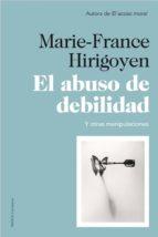 EL ABUSO DE DEBILIDAD (EBOOK)