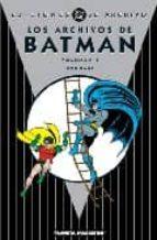 Los archivos de Batman nº 04 (DC Cómics)