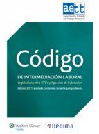 CÓDIGO DE INTERMEDIACIÓN LABORAL (EBOOK)