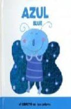 Librito De Los Colores Azul,El (Librito De Colores)