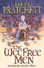 The Wee Free Men: (Los pequeños hombres libres) (Juvenil Bestsellers)
