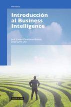 INTRODUCCIÓN AL BUSINESS INTELLIGENCE (EBOOK)