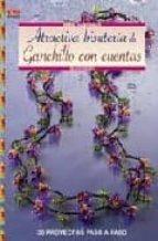 ATRACTIVA BISUTERIA DE GANCHILLO CON CUENTAS
