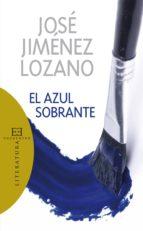 EL AZUL SOBRANTE (EBOOK)