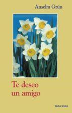 TE DESEO UN AMIGO (EBOOK)