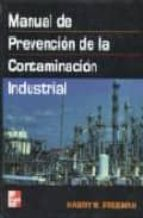 MANUAL DE PREVENCION DE LA CONTAMINACION INDUSTRIAL