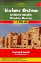 Proche Orient. : 1/2 000 000 (Cartes serie internationale)