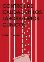 CONTROL DE CALIDAD EN LOS LABORATORIOS CLINICOS