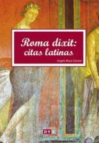 ROMA DIXIT: CITAS LATINAS (EBOOK)