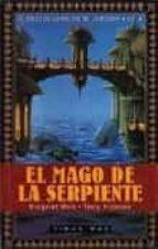 EL CICLO DE LA PUERTA DE LA MUERTE (T.IV): EL MAGO DE LA SERPIENT E