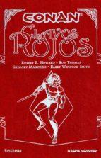 Conan: Clavos rojos (Edición limitada en piel) (Independientes USA)