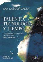 TALENTO, TECNOLOGÍA Y TIEMPO (EBOOK)