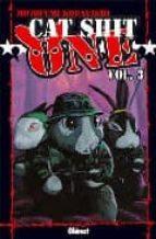 Cat shit one 3 (Seinen Manga)