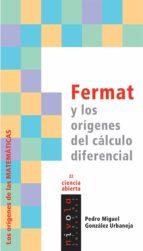 FERMAT Y LOS ORIGENES DEL CALCULO DIFERENCIAL