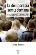 LA DEMOCRACIA SEMISOBERANA (EBOOK)