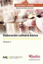 ELABORACIÓN CULINARIA BÁSICA (EBOOK)