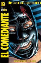 Antes de Watchmen: El Comediante núm. 01