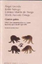 CUATRO GATOS: OTRAS VOCES FUNDAMENTALES EN Y PARA LA POESIA ESPAÑ OLA DEL SIGLO XXI