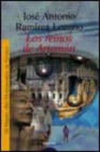 Los reinos de artemon(premio rio Manzanares novela 2001) (Algaida Literaria)