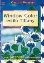 WINDOW COLOR ESTILO TIFFANY (CREA CON PATRONES)