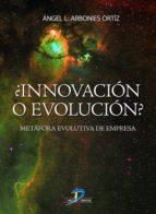 Innovación o evolución?: 1