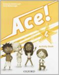 ACE 4 ACTIVITY BOOK - 9780194006903 - VV.AA.