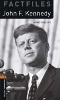 obl factfiles 2 john f kennedy with mp3 audio download-anne collins-9780194620703