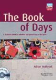 the book of days. book and audio cds (2)-adrian wallwork-9781107685703