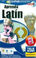 TALK NOW! LEARN LATIN (BEGINNERS) (CD-ROM) - 9781843520603 - VV.AA.