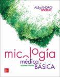 MICOLOGIA MEDICA BASICA (5ª ED.) - 9786071512703 - ALEXANDRO BONIFAZ
