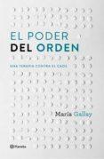 EL PODER DEL ORDEN - 9788408166603 - MARIA GALLAY